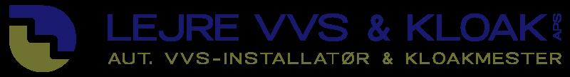 Lejre VVS & Kloak Logo
